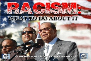 Racism: What To Do About It (CDPACK)
