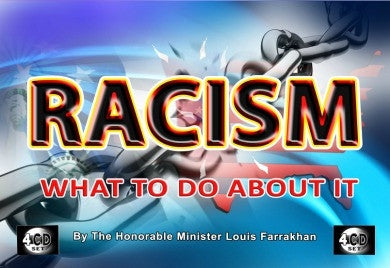 Racism: What to Do About It