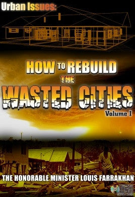 How To Rebuild The Wasted Citites Vol. 1 (CDPACK)