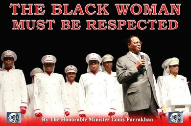The Black Woman Must Be Respected (CD Pack)
