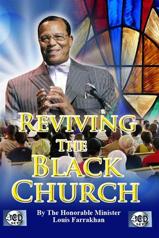 Reviving The Black Church (CD)