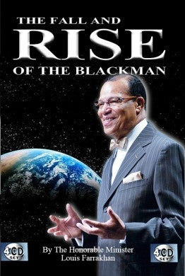 The Fall and Rise of The Blackman (CDPACK)