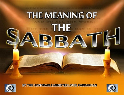 The Meaning Of The Sabbath