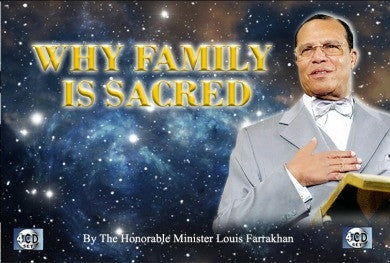 Why Family Is Sacred (CDPACK)