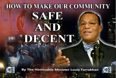 How to Make Our Community Safe and Decent (CD)
