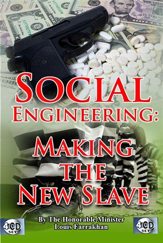 Social Engineering: Making The New Slave (CD)