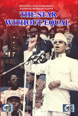 Minister Louis Farrakhan - National Representative of The Honorable Elijah Muhammad Vol. 3: The Star Without Equal (CD)