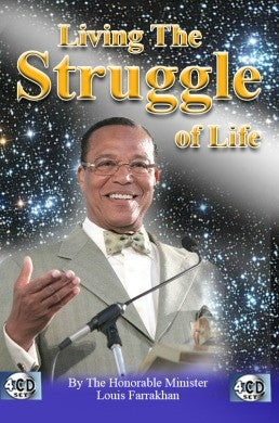 Living The Struggle of Life (CD)