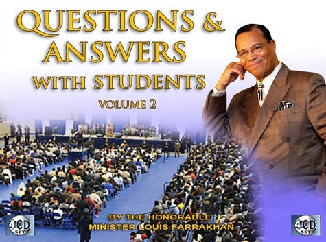 Questions & Answers With Students Vol. 2 (CD)