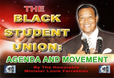The Black Student Union: Agenda & Movement