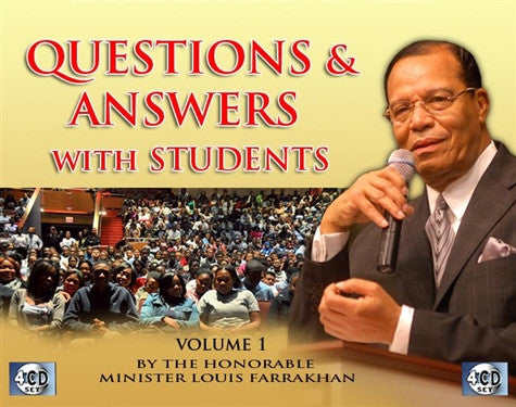 Questions & Answers With Students (CD)