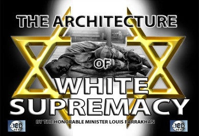 The Architecture of White Supremacy (CDPACK)