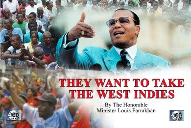 They Want to Take The West Indies (CDPACK)