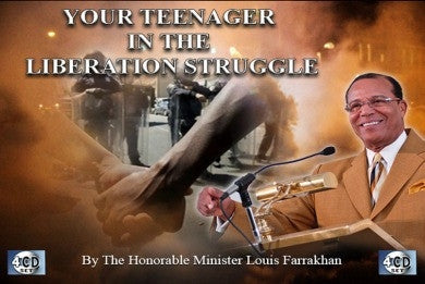 Your Teenager In The Liberation Struggle (CD Package)