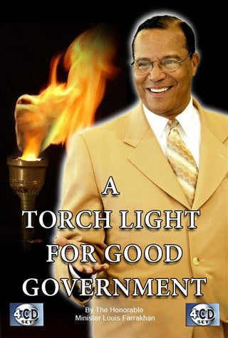 A Torch Light For Good Government (CD)