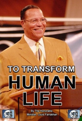 To Transform Human Life (CD Pack)