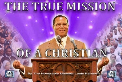 The True Mission of A Christian (CD Pack)