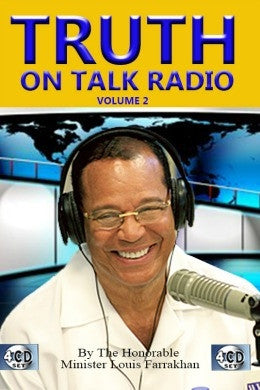 Farrakhan: Truth On Talk Radio Vol. 2 (CD)