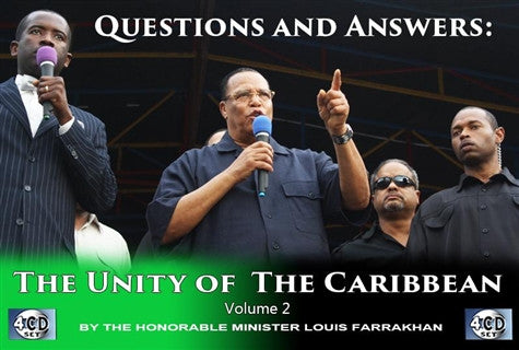 Questions and Answers: The Unity Of The Caribbean Vol. 2 (CD)