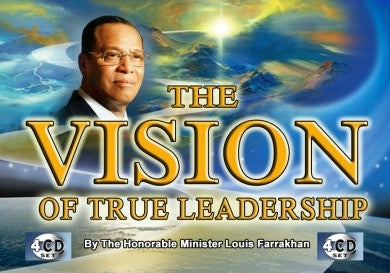 The Vision of True Leadership (CD)
