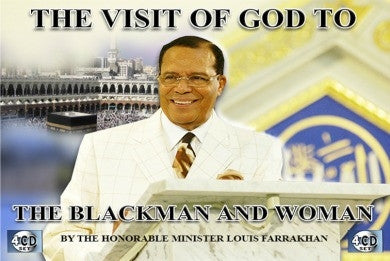The Visit of God to The Blackman and Woman (CD)