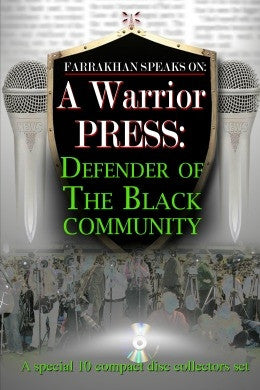 A Warrior Press: Defender of The Black Community (CDPACK)