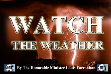 Watch The Weather (CDPACK)