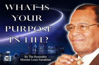 What Is Your Purpose in Life (CD)