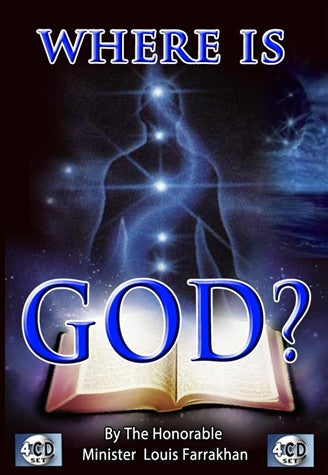 Where Is God? (CD)