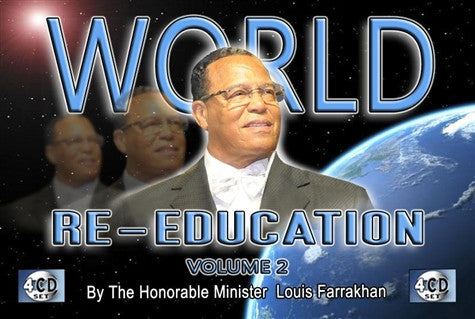 World Re-Education Vol. 2 (CDPACK)