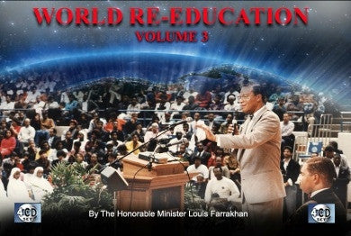 World Re-Education Vol. 3 (CDPACK)