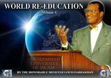 World Re-Education Vol. 4 (CDPACK)
