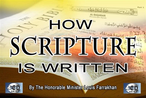 How Scripture Is Written (CDPACK)