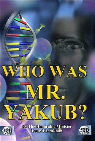 Who Was Mr. Yakub? (CD PACK)