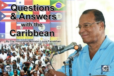 Questions And Answers with The Caribbean (CD Pack)