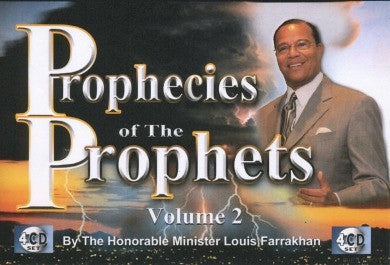 Prophecies of the Prophets Vol. 2 (CD Package)