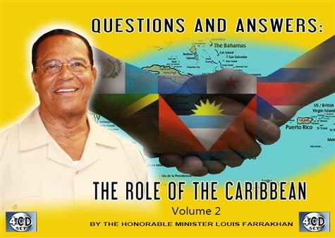 Questions And Answers On The Role Of The Caribbean Vol. 2 (CD Pack)