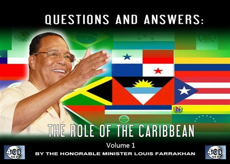 Questions And Answers On The Role Of The Caribbean Vol. 1 (CD Pack)