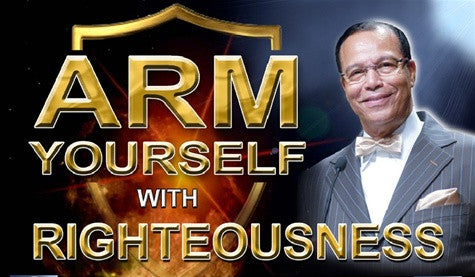 Arm Yourself With Righteousness (CD)