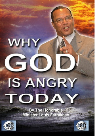 Why God Is Angry Today (CD)