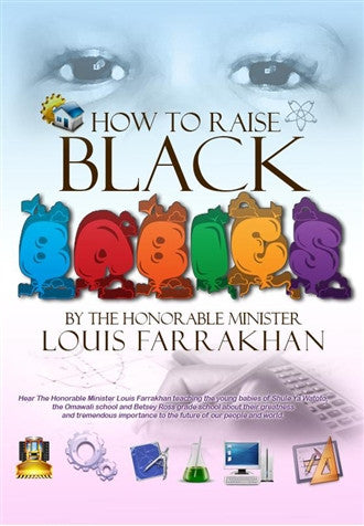 How To Raise Black Babies (CD Package)