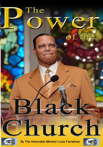 The Power of the Black Church (CD Package)