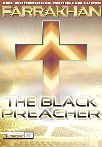 The Power of the Black Preacher (CD Package)