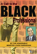 A Call to the Black Professional Pt 2 (CD Package)