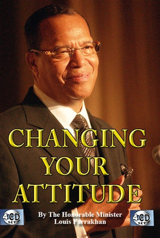 CHANGING YOUR ATTITUDE