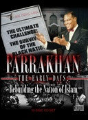 Farrakhan-The Early Days Vol. 1: Rebuilding The Nation Of Islam (CD)