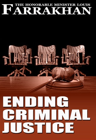Ending Criminal Justice (CD PACK)