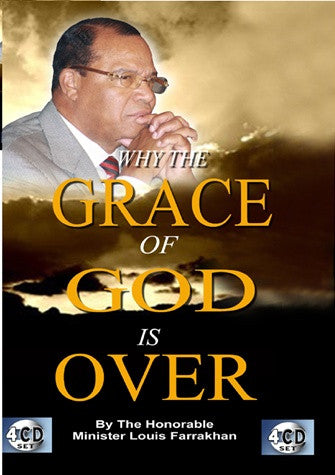 Why The Grace Of God Is Over (CD)
