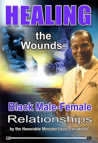 Healing the Wounds of Male-Female Relationships (CD Package)