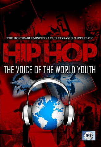 Hip Hop: The Voice of the New World (CD Package)